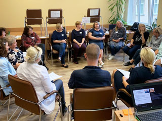 InterCap First National Training for Teacher Trainers in Lithuania